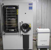 freeze drying sterilization; laboratory scale freeze dryer, Integration Kit