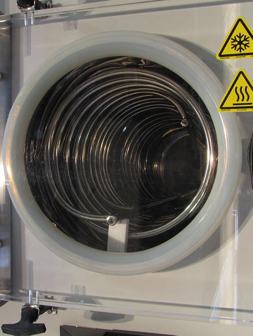 30 liter exposed coil condenser