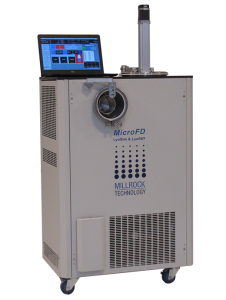 MicroFD small research freeze dryer